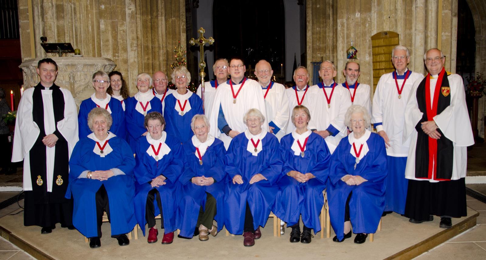 SMBRI Choir Photo 2016